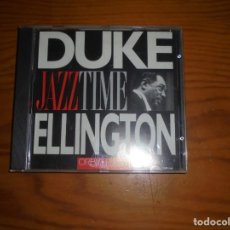 CDs de Música: DUKE ELLINGTON. JAZZ TIME. ORBIS - FABBRI, 1992. CD. IMPECABLE . Lote 144571010