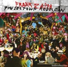 CDs de Música: FRANK ZAPPA TINSEL TOWN REBELLION CD ¡¡PRECINTADO¡¡. Lote 144580466