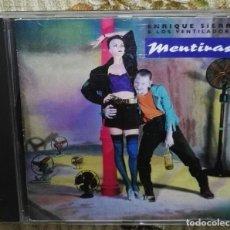 CDs de Música: ENRIQUE SIERRA Y LOS VENTILADORES MENTIRAS. Lote 144600622