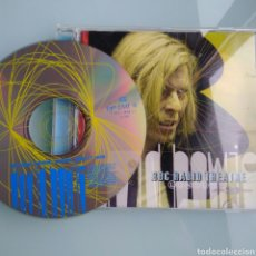 CDs de Música: LIVE AT THE BBC RADIO THEATRE 27 JUNE 2000, DAVID BOWIE, 2000 (INENCONTRABLE). Lote 144296990