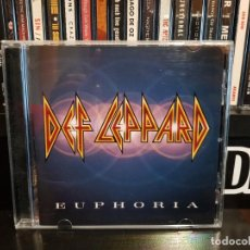 CDs de Música: DEF LEPPARD - EUPHORIA. Lote 144622714