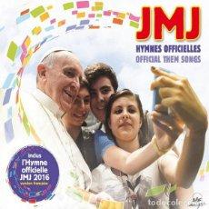 CDs de Música: JMJ - HIMNOS OFICIALES (CD) . Lote 144708306