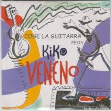 CDs de Música: KIKO VENENO CD SINGLE COGE LA GUITARRA / FEOS 2000 (PRECINTADO). Lote 144737150