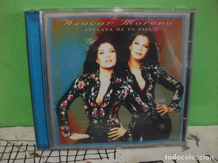 CD ALBUM AZUCAR MORENO. ESCLAVA DE TU PIEL. PEPETO (Música - CD's Flamenco, Canción española y Cuplé)