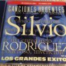 CDs de Música: SILVIO RODRÍGUEZ: CUBA CLASSICS 1 GREATEST HITS (COMPILED BY DAVID BYRNE) (M). Lote 144774298
