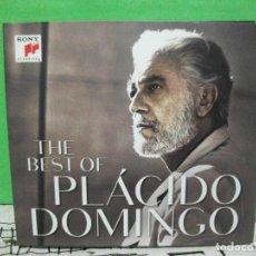 CDs de Música: THE BEST OF PLACIDO DOMINGO 4 X CD´S ALBUM DIGIPACK ( 4 CDS ) NUEVO¡¡. Lote 144783310