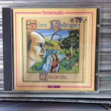 CDs de Música: UNICORNIO. SILVIO RODRIGUEZ. Lote 144823582