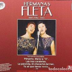 CDs de Música: HERMANAS FLETA * BOX 3CD * RAMA LAMA * CAJA PRECINTADA * RARE. Lote 144894942