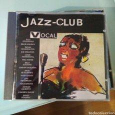 CDs de Música: VARIOUS – JAZZ-CLUB VOCAL. Lote 144900482