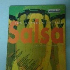 CDs de Música: GRANDES ÉXITOS DE LA SALSA. Lote 144930634