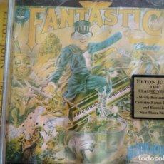 CDs de Música: 7114) ELTON JOHN- CAPTAIN FANTASTIC----CD. Lote 144931374