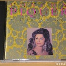CDs de Música: CONCHA PIQUER, ÁLBUM DE ORO, CD RCA, 1990, EXCELENTE ESTADO. Lote 144989746