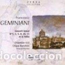 CDs de Música: FRANCESCO GEMINIANI - CONCERTI GROSSI NOS.1,3,5,8,10,11 ET LA FOLLIA (CD) ENSEMBLE 415. Lote 144993854
