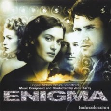 CDs de Música: ENIGMA / JOHN BARRY CD BSO. Lote 145024442