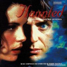 CDs de Música: HAUNTED / DEBBIE WISEMAN CD BSO. Lote 145024606