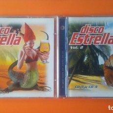 CDs de Música: DISCO ESTRELLA 1999-2000-2001 EDITADOS POR VALE MUSIC 12 CD'S. Lote 145048342