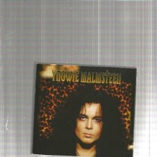 CDs de Música: YNGWIE MALMSTEEN FACING. Lote 145052862