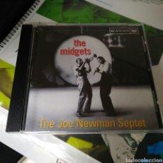 CDs de Música: JOE NEWMAN SEPTET - THE MIDGETS (RARISIMO). Lote 145057690