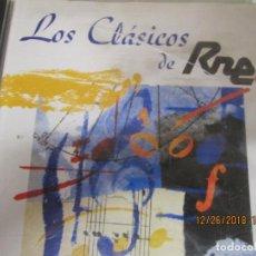 CDs de Música: LOS CLÁSICOS DE RNE, 4º SELECCIÓN FERNANDO ARGENTA - CD. Lote 145114014