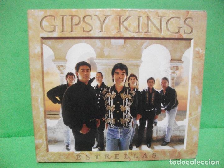 GIPSY KINGS - ESTRELLAS - CD DIGIPACK + LIBRETO NUEVO¡¡ PEPETO (Música - CD's Flamenco, Canción española y Cuplé)
