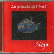CDs de Música: SITJA - LA PLACETA DE L'ORAT (CD) 2006 - CANÇÓ I MÚSICA TRADICIONAL DEL PAÍS VALENCIÀ. Lote 145134126