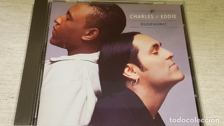 CHARLES & EDDIE / DUOPHONIC / CD - CAPITOL-1992 / 13 TEMAS / CALIDAD LUJO. (Música - CD's Jazz, Blues, Soul y Gospel)