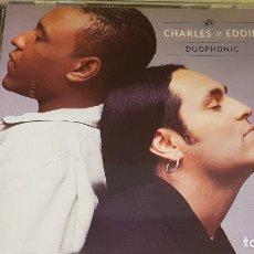 CDs de Música: CHARLES & EDDIE / DUOPHONIC / CD - CAPITOL-1992 / 13 TEMAS / CALIDAD LUJO.. Lote 145156082