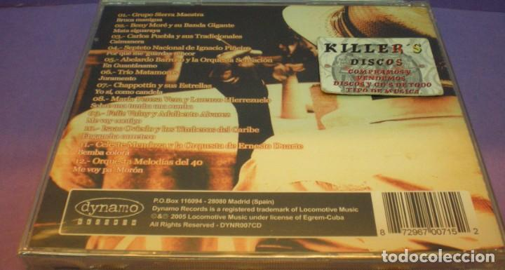 CDs de Música: Cuba, Isla de Música - CD Precintado - Foto 2 - 145156302