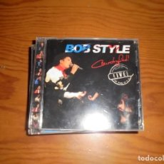 CDs de Música: BOB STYLE. COUNTRYFIED ¡ LIVE IN USA. RODEO OPRY, 2005. CD . Lote 145181502