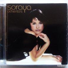 CDs de Música: SORAYA. OCHENTA'S. CD VALE MUSIC VLCD463-1. ESPAÑA 2006. SORAYA ARNELAS. OPERACIÓN TRIUNFO.. Lote 145185902