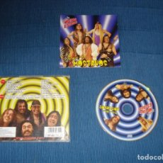 CDs de Música: MOJINOS ESCOZIOS- SOMOS UNOS MOSTRUOS CD + DVD PERO EL CD NO ESTA. Lote 145225618