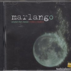 CDs de Música: MARLANGO CD SHAKE THE MOON RELOADED 2006 8 VERSIONES DE OTROS GRUPOS FNAC. Lote 145248706