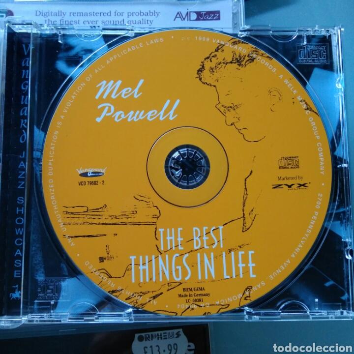 CDs de Música: Mel Powell – The Best Things In Life - Foto 3 - 145254226