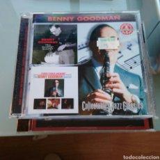 CDs de Música: BENNY GOODMAN – BENNY GOODMAN TRIO QUARTET QUINTET / TOGETHER AGAIN! THE BENNY GOODMAN QUARTET. Lote 145384466