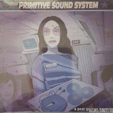 CDs de Música: PRIMITIVE SOUND SYSTEM A POST GRUNGE EXPERIENCE. Lote 145401110