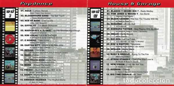 BLANCO Y NEGRO - MIX 7 - 3 CDs