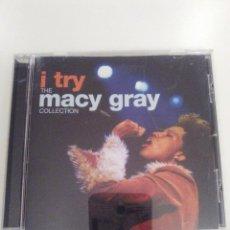 CDs de Música: MACY GRAY I TRY THE COLLECTION ( 2008 EPIC ) ANTOLOGIA 12 CANCIONES EXCELENTE ESTADO. Lote 145445558