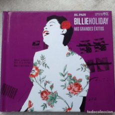 CDs de Música: BILLIE HOLIDAY. Lote 145513978