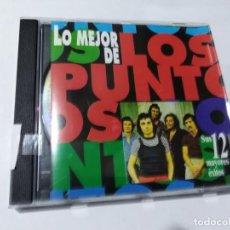 CDs de Música: LO MEJOR DE LOS PUNTOS. SUS 12 MAYORES EXITOS.. Lote 145549046