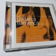 CDs de Música: GUITARRA FLAMENCA VOL 2. THE UNIVERSAL COLLECTION.. Lote 145551786