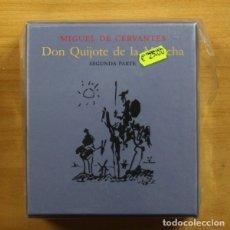CDs de Música - MIGUEL DE CERVANTES - DON QUIJOTE DE LA MANCHA SEGUNDA PARTE - 19 CD - 145578406