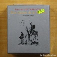 CDs de Música - MIGUEL DE CERVANTES - DON QUIJOTE DE LA MANCHA PPRIMERA PARTE - 18 CD - 145579068
