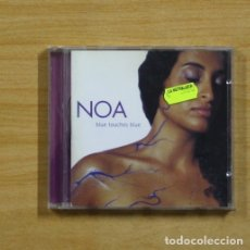 CDs de Música: NOA - BLUE TOUCHES BLUE - CD. Lote 145584398