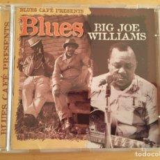 CDs de Música: BIG JOE WILLIAMS: BLUES CAFÉ PRESENTS. Lote 145602848