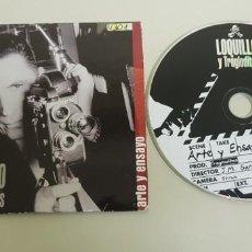 CDs de Música: 119-LOQUILLO Y TROGLODITAS ARTE Y ENSAYO CD PROMOCIONAL ENVIO ECONOMICO . Lote 145609794