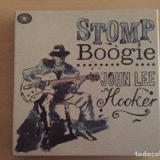 CDs de Música: JOHN LEE HOOKER: STOMP BOOGIE (3 CDS + LIBRETO). Lote 145613784