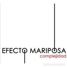 CDs de Música: EFECTO MARIPOSA - COMPLEJIDAD - CD+DVD - DIGIPAK EDICION ESPECIAL. Lote 145645762