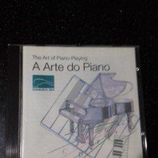 CDs de Música: A ARTE DO PIANO. THE ART OF PIANO-PLAYING. OMEGA 94.. Lote 145667902