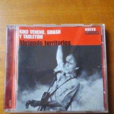 CDs de Música: KIKO VENENO, SMASH Y TABLETOM (CD). Lote 145720022