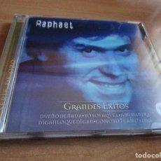CDs de Música: CD RAPHAEL GRANDES EXITOS ( ARGENTINA ) A MI MANERA // HABLEMOS DEL AMOR // MI GRAN NOCHE //. Lote 145787190